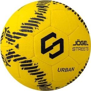 Футбольный мяч JOGEL JS-1110 Urban р.5 желтый
