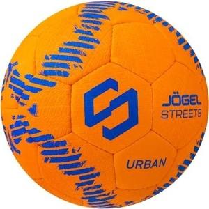 Футбольный мяч JOGEL JS-1110 Urban р.5 оранжевый