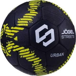 Футбольный мяч JOGEL JS-1110 Urban р.5 черный