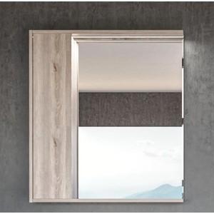Зеркальный шкаф Акватон Стоун 80 сосна арлингтон, с подсветкой (1A228302SX850)