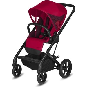 Коляска прогулочная Cybex Balios S FE Ferrari Racing Red автокресло cybex pallas s fix fe ferrari racing red