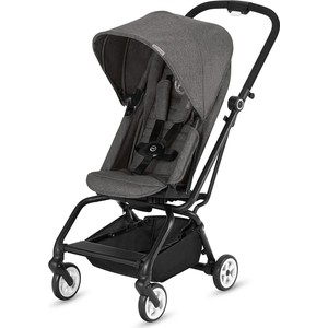 Коляска прогулочная Cybex Eezy S Twist DENIM Manhattan Grey