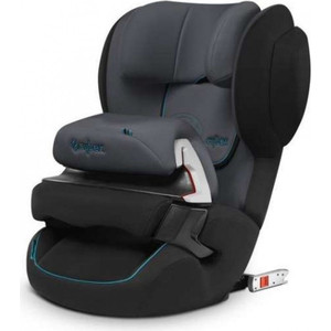 Автокресло Cybex Juno 2-Fix Pure Black