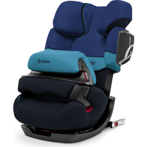Автокресло Cybex Pallas M-Fix Blue Moon автокресло cybex solution x2 fix blue moon 515117003