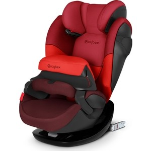 Автокресло Cybex Pallas M-Fix Rumba Red цена