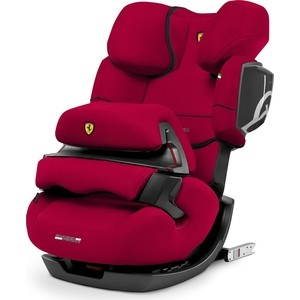 Автокресло Cybex Pallas S-Fix FE Ferrari Racing Red автокресло cybex cloud z i size fe ferrari silver grey
