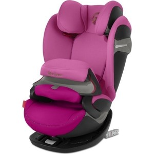 Автокресло Cybex Pallas S-Fix Fancy Pink