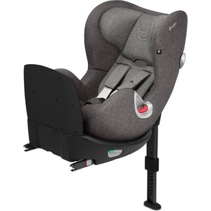 Автокресло Cybex Sirona Q I-Size Plus Manhattan Grey автокресло cybex sirona m2 i size pepper black 518000331