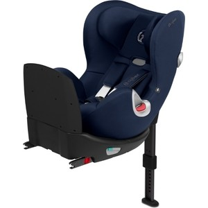Автокресло Cybex Sirona Q I-Size Plus Midnight Blue автокресло cybex sirona m2 i size pepper black 518000331