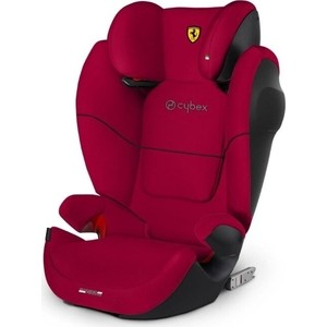 Автокресло Cybex Solution M-Fix SL FE Ferrari Racing Red