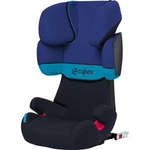 Автокресло Cybex Solution X Blue Moon