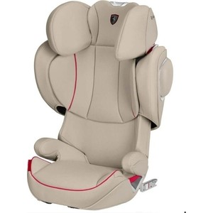 Автокресло Cybex Solution Z-fix FE Ferrari Silver Grey