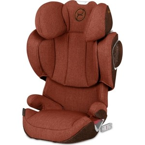 Автокресло Cybex Solution Z-fix Plus Autumn Gold