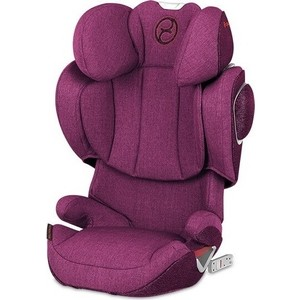 Автокресло Cybex Solution Z-fix Plus Passion Pink автокресло cybex solution x2 fix gray rabbit 515117001