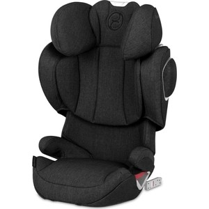 автокресло hauck bodyguard plus black beige 610015 Автокресло Cybex Solution Z-fix Plus Stardust Black