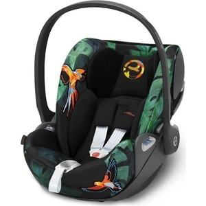 Автокресло Cybex Cloud Z I-size FE Birds of Paradise автокресло cybex cloud z i size fe ferrari silver grey