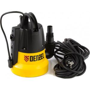Дренажный насос DENZEL DP500E
