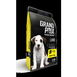 Сухой корм Grand Prix Large Junior Dog Hypoallergenic Gluten Free Lamb гипоаллергенный, без глютена с ягненком для щенков крупных пород 2,5кг