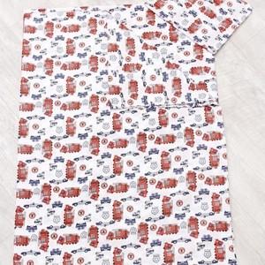 Комплект в кроватку AmaroBaby WB 3 предмета 1,5 спальный TIME TO SLEEP (Спасатели, красный)
