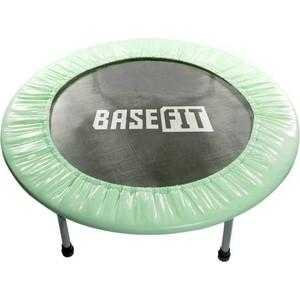 Батут BaseFit TR-101 101 см зеленый (мятный)