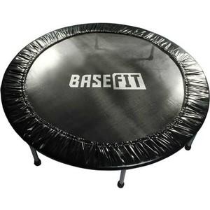 Батут BaseFit TR-101 137 см черный