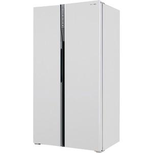 Холодильник Shivaki SBS-504DNFW отпариватель supra sbs 105
