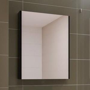 Зеркальный шкаф Velvex Klaufs 60 черный (zsKLA.60-217)