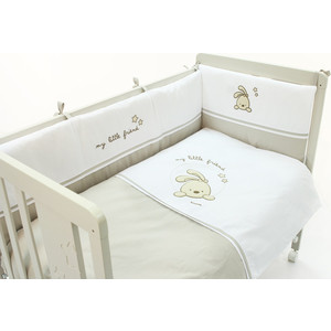 Комплект детского постельного белья Funnababy Little Friend 5 предметов 120*60