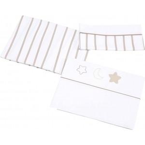 Комплект детского постельного белья Micuna Bubu 3 предмета 120*60 TX-821