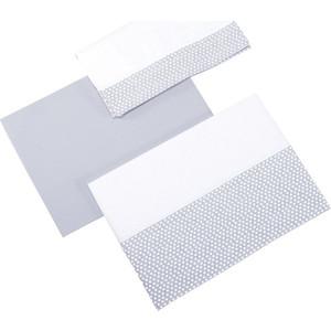 Комплект детского постельного белья Micuna Galaxy 3 предмета 140*70 ТХ-823 grey