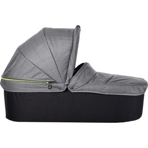 Люлька для коляски TFK QuickfiX Twin Tap DuoX Carrycot Quiet Shade T-45-19-315