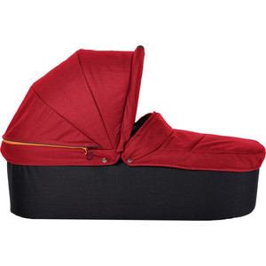 Люлька для коляски TFK QuickfiX Twin Tap DuoX Carrycot Tango Red T-45-19-345