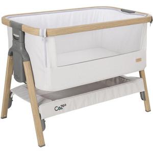 Колыбель Tutti Bambini CoZee Oak and Silver 211205/3596