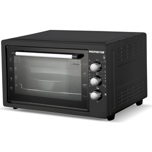 Мини-печь REMENIS REM-5004 черный efba 5004