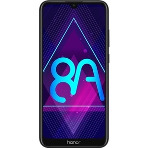 Смартфон Honor 8A 2/32GB Black смартфон honor 8a blue 2 32