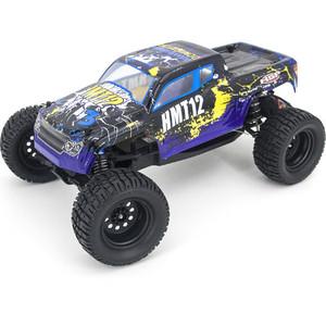 Радиоуправляемый внедорожник HSP Dominator HMT12 2WD RTR масштаб 1-12 2.4G - 94401-40195 самокат dominator