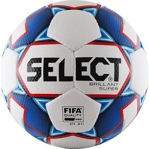 Мяч футбольный Select Brillant Super FIFA 810108-002 р.5 мяч для футзала select super league амфр 850718 172 р 4 2019 официальный мяч амфр