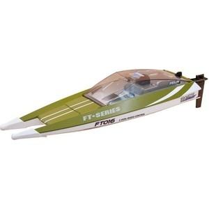 Радиоуправляемый катер Feilun FT016 Racing Boat Green RTR 2.4G -