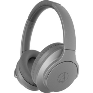 Наушники Audio-Technica ATH-ANC700BT grey наушники audio technica ath s200bt grey blue