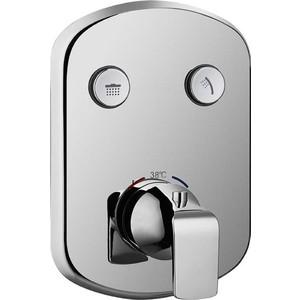 Термостат для ванны Cezares Globo встраиваемый (GLOBO-F-VDIM2-TB-01)