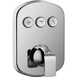 Термостат для ванны Cezares Globo встраиваемый (GLOBO-F-VDIM3-TB-01)