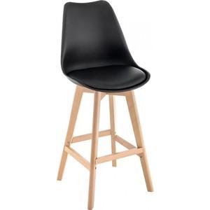 Барный стул Woodville Burbon черный