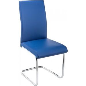 Стул Woodville Fenix синий