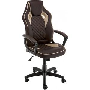 Кресло Woodville Raid коричневое
