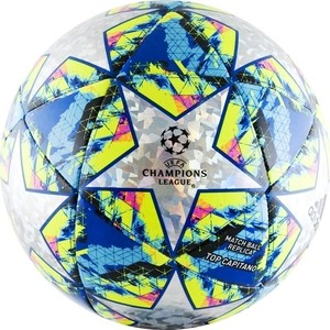 Футбольный мяч Adidas Finale 19 Top Capitano DY2564 р.5 мяч футбольный adidas wc2018 capitano rfu cf2311 р 5