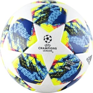 Футбольный мяч Adidas Finale 19 Mini DY2563 р.1