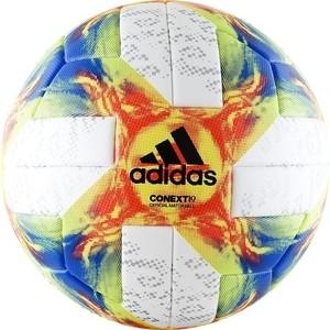 Футбольный мяч Adidas Conext 19 OMB PC DZ0706 р.5 FIFA Quality Pro мяч футбольный select brillant super fifa tb 810316 003 р 5
