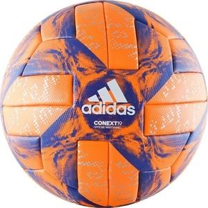 Футбольный мяч Adidas Conext 19 OMB WTR DN8645 р.5 цены онлайн