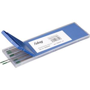 Электроды вольфрамовые Fubag 2.4х175мм (green) WP 10шт (FB0007_24)