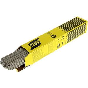 Электроды ESAB ОК 46.00 2,5х350 мм (5,3 кг) электрод ок 46 4 мм 5 кг inforce 11 05 22
